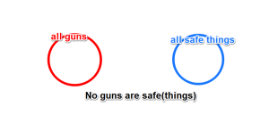 No guns are safe