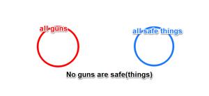 No guns are safe