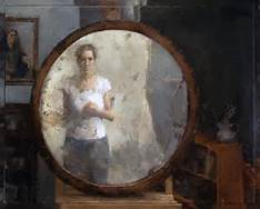 See through a glass darkly