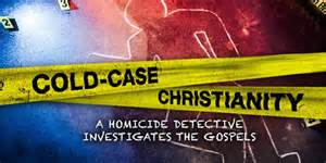 Cold Case Christianity Crime Scene