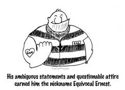 Equivocal Earl