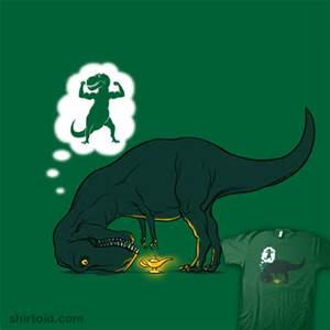Wishful Thinking Dino