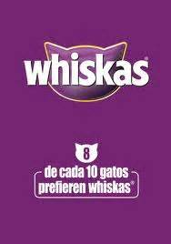 Cats - 8 of 10 prefer Whiskas