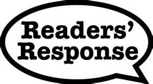 Readers' Response
