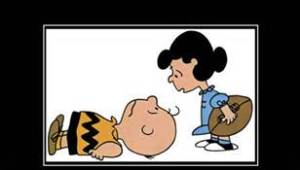 Gullible Charlie Brown
