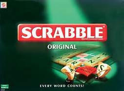 Scrabble - every word counts