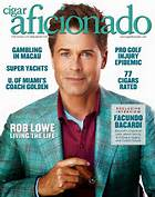 Good Life - Rob Lowe Cigar Aficionado