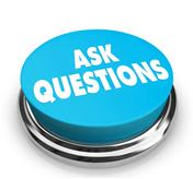 Questions - ask them