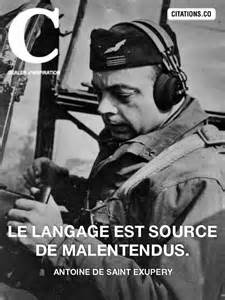 Language is the source of...in French