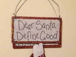Santa Definition